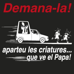 Demana… Aparteu les criatures …
