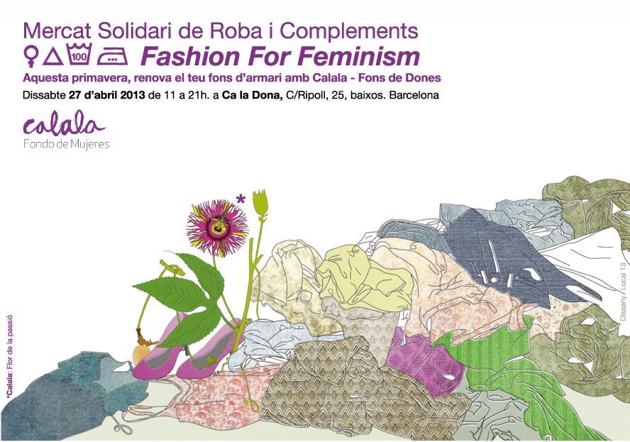 27A Mercat solidari de roba i complements