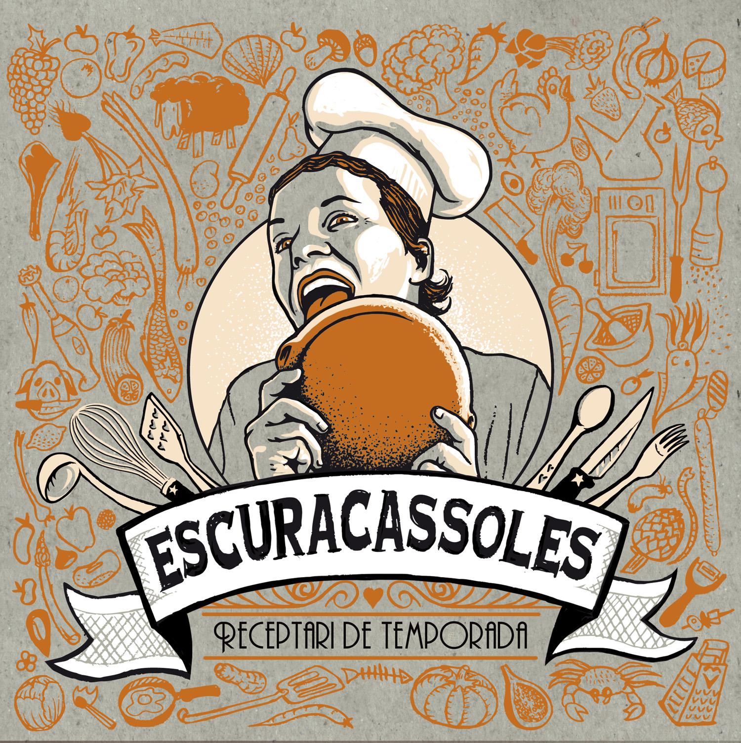 Escuracassoles 2014, un projecte ecològic, cooperatiu i lliure