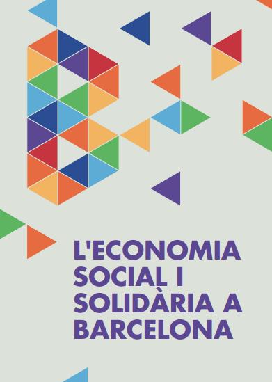 L'Economia Social i Solidària a Barcelona (Informe)