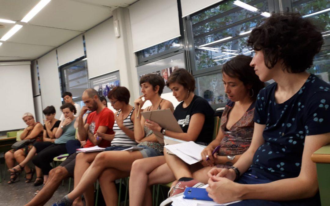 La Ciutat Invisible al VI Congrés d'Economia Feminista